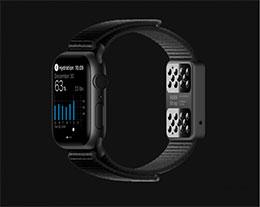 AURA 智能表带问世,让 Apple Watch 更智能