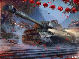 赤色重騎登陸《坦克世界閃擊戰》春節重磅更新