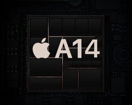 5nm 制程的 A14 芯片性能或可匹敵 15 英寸 MacBook Pro