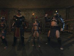 國產硬核角斗士題材游戲《黑荊棘角斗場》今日開啟搶先體驗模式