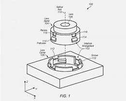 苹果获得新专利:或用于安装iPhone第三方外接镜头