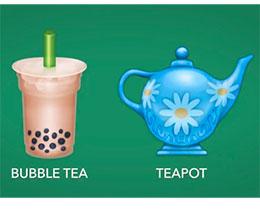 iOS 14 会增加这些全新表情:北极熊、黑猫、珍珠奶茶等