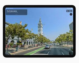 """重新设计的苹果""""地图""""应用已推广到美国市场"""