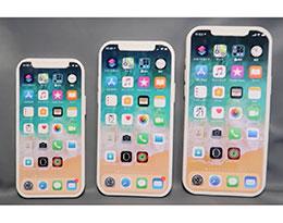 外媒:2020 年三款 iPhone 12 模型对比