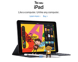Apple Arcade 攻占苹果美国地区官方主页