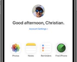 移動設備現可訪問 iCloud.com 網頁版,支持編輯照片、通訊錄等項目