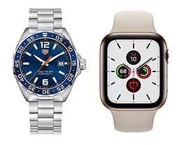 Apple Watch 去年出货量达 3070 万块,超过整个瑞士表业
