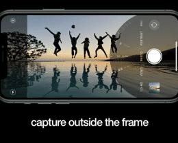 无需裁剪照片,教你使用 iPhone 调整照片构图比例