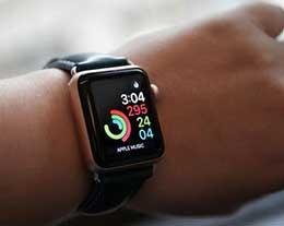 苹果新专利:Apple Watch 或将配置 Touch ID 传感器