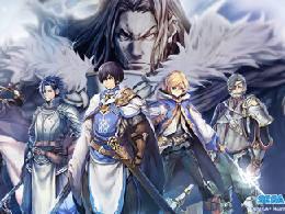 日本SEGA正版授权《苍之骑士团2》王国地理全解读!