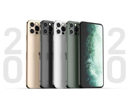 2020年的新iPhone還會有劉海嗎?