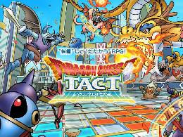 手游《勇者斗恶龙Tact》2月27日封测开启 宣传片公开