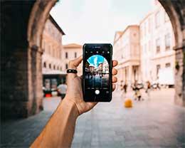 如何将 iPhone 中的实况照片转换为静态图片?