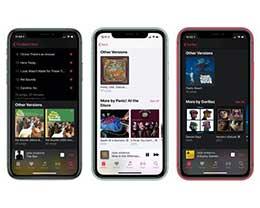 "Apple Music 推出""其他版本""功能:升级专辑曲目"