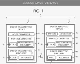 苹果无线充电板新专利曝光,或解决 AirPower 既有难题