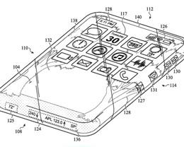 苹果研究具有环绕式触摸屏的全玻璃 iPhone