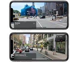 苹果地图 3D 街道查看功能新增支持波士顿、费城、华盛顿特区