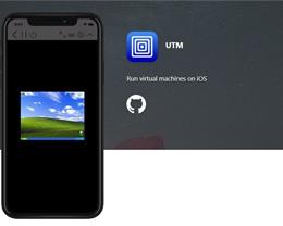 国外开发者发布 UTM  虚拟机,可在 iOS 设备上运行 Windows