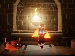 秉烛探幽,心火熠熠 《光·遇》霞谷隐藏场景解密