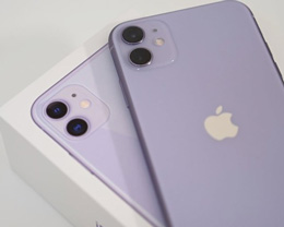 iPhone 11在全球智能手机排行榜中位列第二