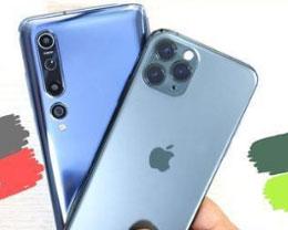 小米10和iPhone11 Pro对比,哪个性能更强?