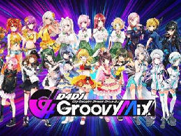 DJ音游《D4DJ Groovy Mix》最速上手!