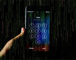 如何使用锁屏密码修改 Apple ID 密码?