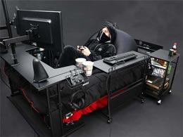 游戏宅男终极快乐生活设备是什么样的?