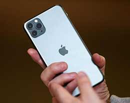 苹果零售店面临 iPhone 换机和部件短缺压力