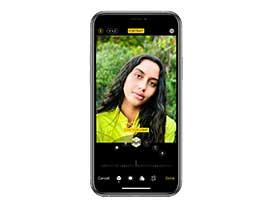 """如何在 iPhone 照片中更改或去除""""人像模式""""效果?"""