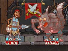 地雷+卡牌玩法《地牢速攻》Roguelike魔力转圈圈