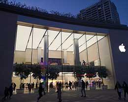 分析师:苹果关门店对收入影响不大,消费者将移至线上