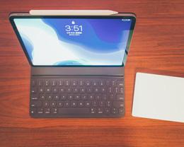iPadOS 13.4 教程:iPad 在连接触控板后可以实现哪些操作?