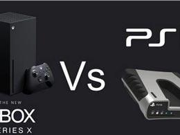 PS5血战XBOX-X:快100倍的PS5居然才追上微软?