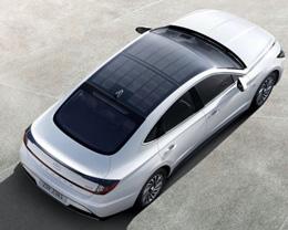 苹果汽车太阳能电池板技术专利现身,可用于多种配件