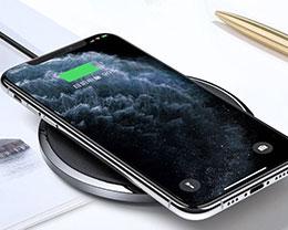 iPhone无线充电断断续续或无法充电是什么原因?
