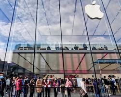 只有中国区 Apple Store 可试用 iPad Pro 与 MacBook Air 等新品