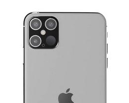 iPhone 12 渲染图:前脸无刘海后置四摄