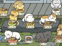 云养猫者是如何在放置类手游《萌宅物语》里渐渐沦陷的