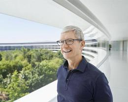 苹果在中国已捐款 5000 万人民币,抗击疫情