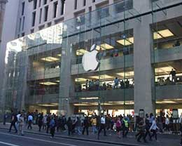 苹果告知员工所有美国零售店将停业,直到 5 月