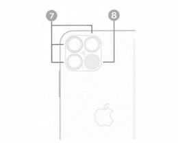 疑似 iPhone 12 Pro 设计图曝光,搭载三摄模组与雷达扫描仪