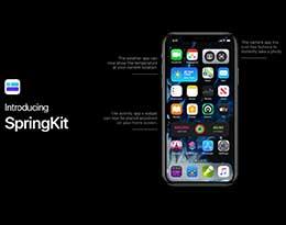 iOS 14 主屏概念渲染:更灵活的桌面小组件