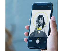 iPhone 拍摄小技巧:在人像模式下自拍