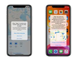 如何查看哪些应用有权访问 iPhone 的位置数据信息?