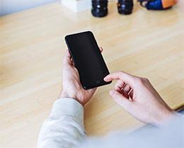 """如何在 iPhone 上更改""""三维触控""""或""""触感触控""""灵敏度?"""