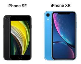 iPhone SE二代对比iPhone XR,你买哪个?