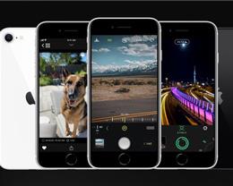 专业相机应用 Halide 全面支持苹果 iPhone SE 2 人像模式