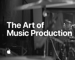 Apple 分享视频「音乐制作的艺术」