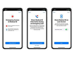iOS 13.5 beta 4 新增紧急呼叫下共享医疗 ID 信息的功能